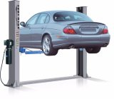 8 elevación auto del vehículo del desbloquear manual del alzamiento de Floorplate de la elevación del coche de poste del perfil 2 del doblez