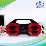 多機能の屋外の大きい低音の携帯用Bluetoothのスピーカー大きい駆動機構の無線拡声器