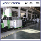 PE van pp de Plastic Pelletiseermachine van de Extruder van het Afval