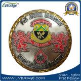 Militar personalizada Souvenir Moneda para regalo de recuerdo