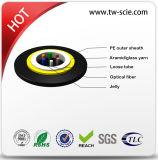 Câble optique de fibre d'installation d'intérieur extérieure
