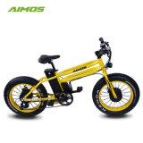 Bici elettrica di prezzi di fabbrica della bicicletta del motore 750 di Hyraulic della gomma grassa posteriore del freno E