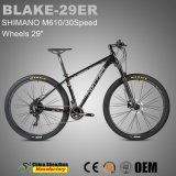 High-grade Shimano M6000-30speed Aluminum Alloy Mountain Bike 29er Bicycle