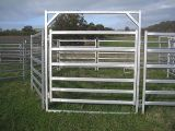 I comitati galvanizzati del bestiame hanno utilizzato la rete fissa del bestiame