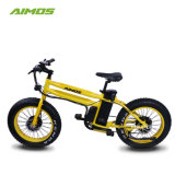 bicicletta elettrica del motore di 48V 250W della gomma della bici della montagna poco costosa elettrica grassa posteriore di Ebike