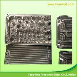 Части CNC алюминиевого сплава подвергая механической обработке