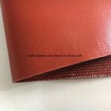 La fibre de verre tissé 1.5mm 45oz Tissus enduits de silicone et les textiles