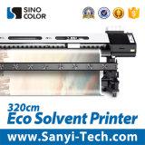 3.2mのサイズのEcoのEpson Dx7ヘッドが付いている支払能力がある印字機Sj-1260