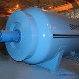 autoclave de goma industrial completamente automática estándar del PED Vulcanizating de 1500X3000m m