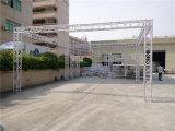 Ферменная конструкция квадрата Spigot Rk с алюминиевым Rental ферменной конструкции этапа системы этапа