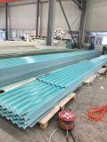 Les panneaux en fibre de verre ondulé pour les toitures