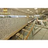 Paneles de pared interior de la Corte láser para la decoración