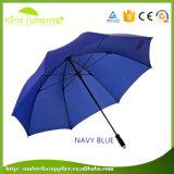 Prix de gros d'usine poignée EVA Solid Color Logo personnalisé parapluie d'impression