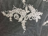 소형 V 목 신부 하녀 레이스 결혼 예복 신부 복장