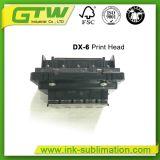 Cabeça de cópia Dx-6 com a alta qualidade para a impressão de Digitas