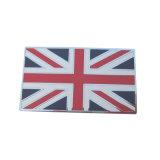 Значки Pin национального флага двойной эпоксидной смолы значка металла изготовленный на заказ Coated (FTFP1624A)