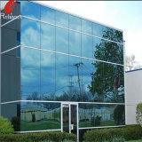 ガラスか明確なフロートガラスか染められた反射ガラスミラーガラスか緩和されたガラスまたは絶縁されたガラスまたは板ガラスを構築する3-19mm