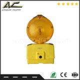 Bester Verkauf kundenspezifische Solarwarnleuchte der Farben-runde Sicherheits-LED