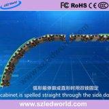 LED de l'arc extérieur/intérieur de la courbe de l'écran d'affichage (P3.91, P4.81, P5.95, P6.25)