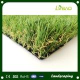2018新しく安く装飾的な美化の人工的な芝生