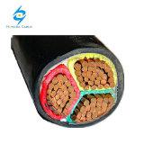 3 conducteurs en cuivre 150mm2 de 240mm Câble d'alimentation en polyéthylène réticulé