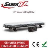 La más alta calidad 47pulgadas lineales de la barra de luz LED para emergencia/coche de policía
