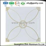 装飾のローラーのコーティング600X600の天井の2018年の工場熱い販売のアルミニウム天井のタイル