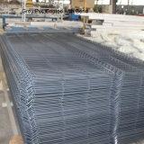 Galvanizado en caliente 3 triángulo doble valla de malla soldada