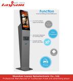 kiosque multifonctionnel de paiement de Bill d'écran tactile du contact 15/17/19/22/32/43/49/55/65infrared avec le bon kiosque