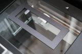 スキャンナーのための低い鉄の極度の明確な緩和されたガラス