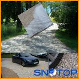 Rayon de miel Ground Grid, de la pelouse de la grille de stationnement, maillage en plastique alvéolaire pour l'allée