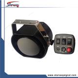 緊急の拡声器の警告のオートバイ3 -調子の角車のスピーカー(YS11)