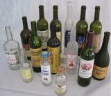 Halbautomatische runde Flaschen-Etikettiermaschine Fordetergent (SL-130)