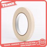 Дешевая клейкая лента бумаги Crepe промышленная, лента для маскировки