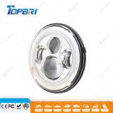 Linterna del CREE LED de las piezas de automóvil 45W para ATV campo a través