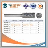 Deburring CNC van het Carbide van Hulpmiddelen Roterende Bramen