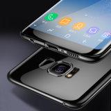 Tapa trasera de la transparencia de TPU para Sumnsung Teléfono Galaxy J3 J5 J7 de 2017 Caso
