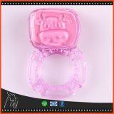 Speelgoed van de Ringen van de Vibrator van de Vlinder van Cockring van de Ring van de Penis van de Haan van de Hulp van de Liefde van het Geslacht van mensen het Volwassen Trillende