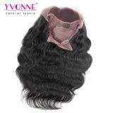 Prodotti per i capelli brasiliani della parrucca della fonte tipografica del merletto del Virgin del distributore dei capelli umani