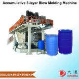 液体の化学物質的なパッキングバレルのブロー形成機械