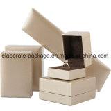 Joyas de madera maciza personalizado Paquete regalo Caja con pintura Lacqured