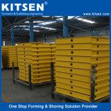 Recycleer de Bekisting van de Concrete Plak, het Systeem van Templete van de Plak van het Aluminium