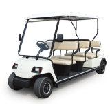 Batteriebetriebene Person 8 gehen Kart Golf-Auto