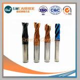 HRC45/55/60/65 carburo cementado End Mill