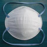 Одноразовые Пыленепроницаемость безопасности нетканого материала чашки формы маску для лица