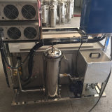 Моющее машинаа горячего надувательства ультразвуковое с одиночным баком