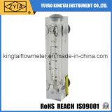 Type acrylique mètre de panneau d'écoulement d'eau de coût bas