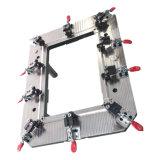 Pièces en aluminium de précision les pièces en plastique pièces métalliques usinés CNC