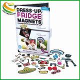 Magnete di gomma del frigorifero di vendita calda per il ricordo