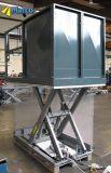 Table élévatrice de ciseaux hydrauliques d'application d'handicap de Marco Customersized